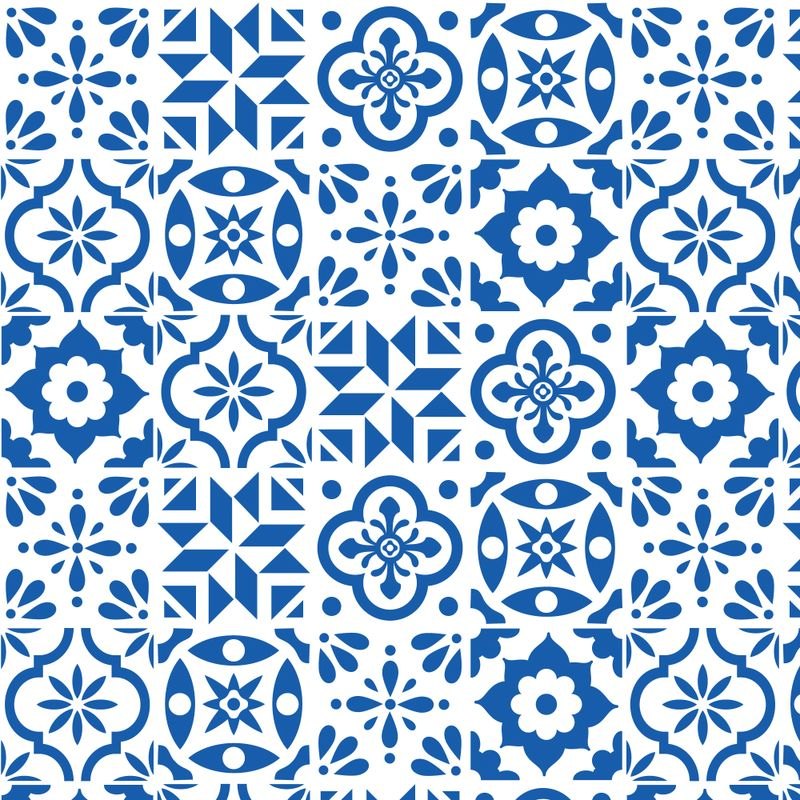 Image Gallery Spanish Patterns