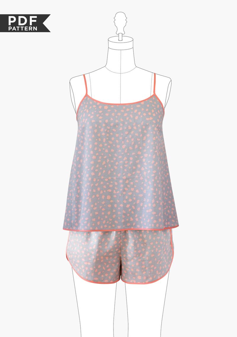 lakeside pajamas