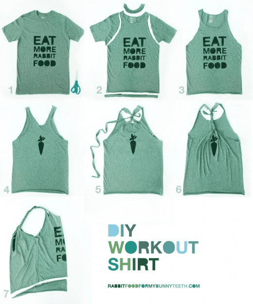 5 Beautiful Useful Ways To Upcycle Your Old T Shirts