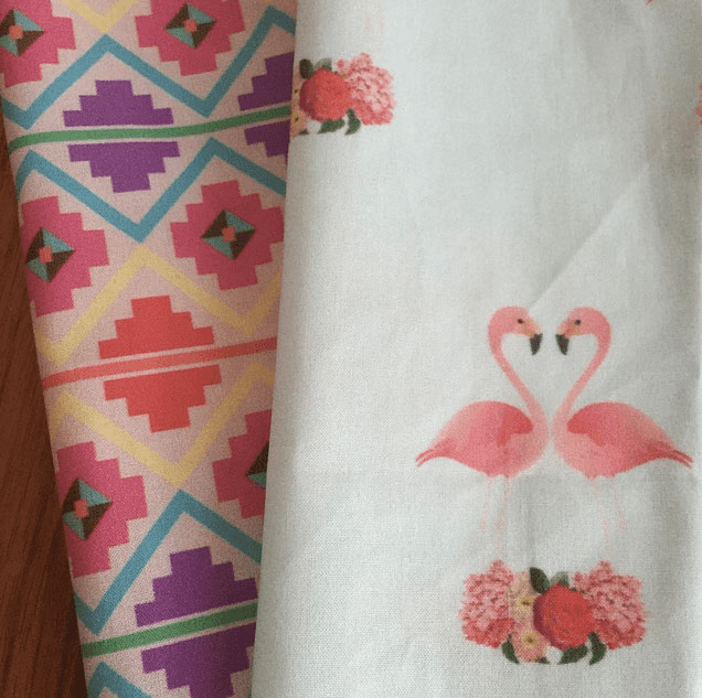 Juliana Zimmerman's new fabrics