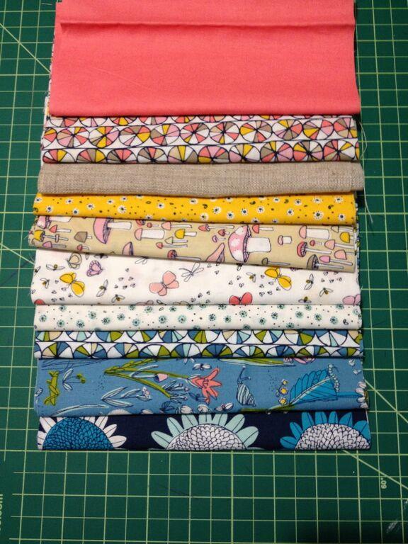 Sarah Watson fabric