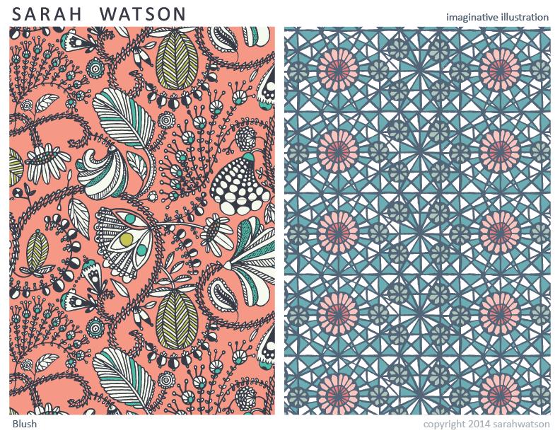 Sarah Watson illustration
