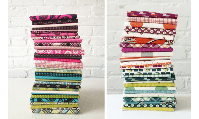 Denyse fabric stacks