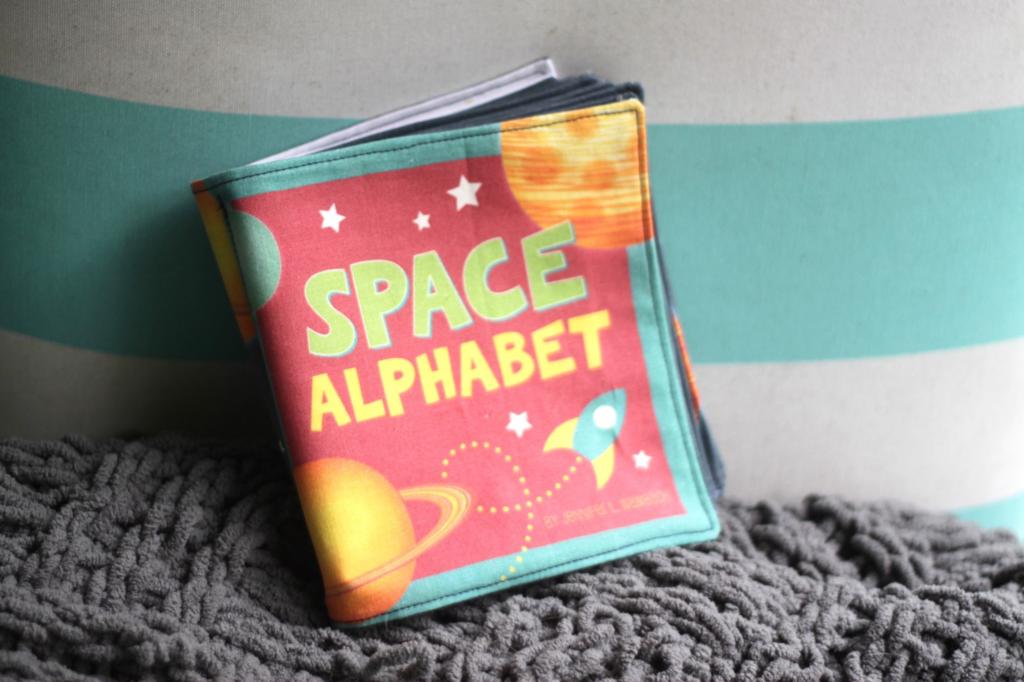 Space Alphabet Book