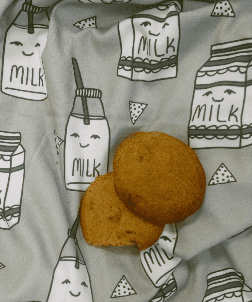 what goes together than cookies and milk?