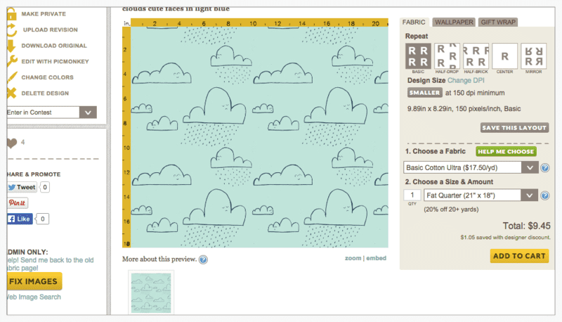 Clouds Design Page
