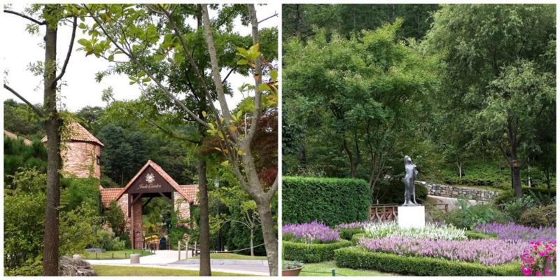 Scenes from Jade Garden
