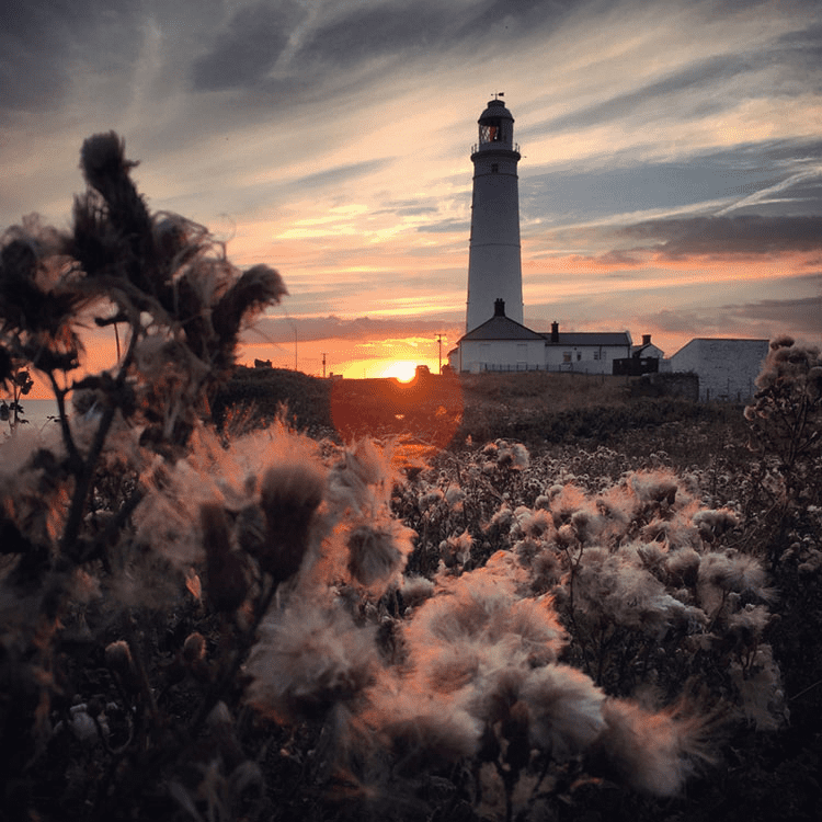 Ceri's photo of the Nash Point Lighthouse
