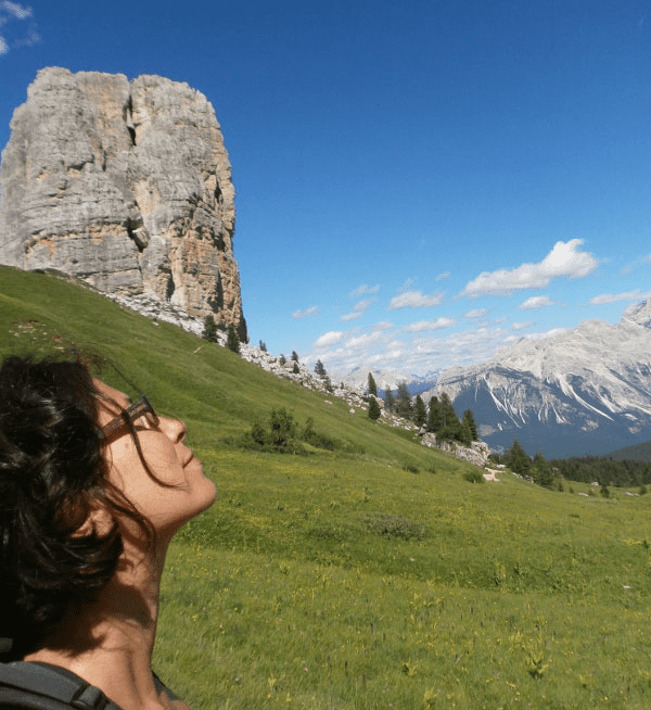 Gaia in the Dolomites