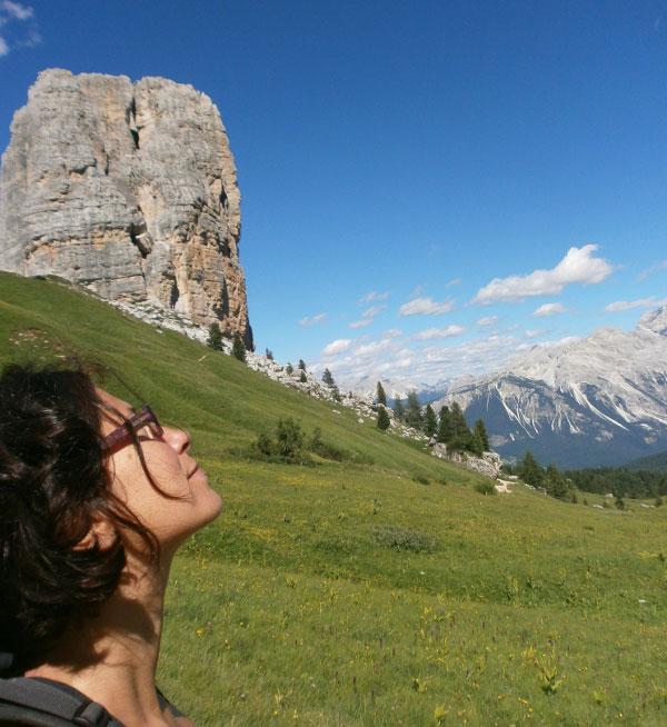 Gaia in the Dolomites