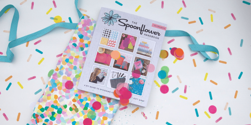 The Spoonflower Handbook is finally here!