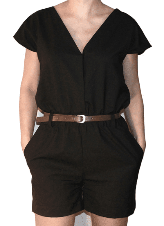 Salme-Black-playsuit