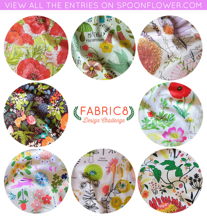 Cast your vote in the final round of this year's Fabric8 Contest!