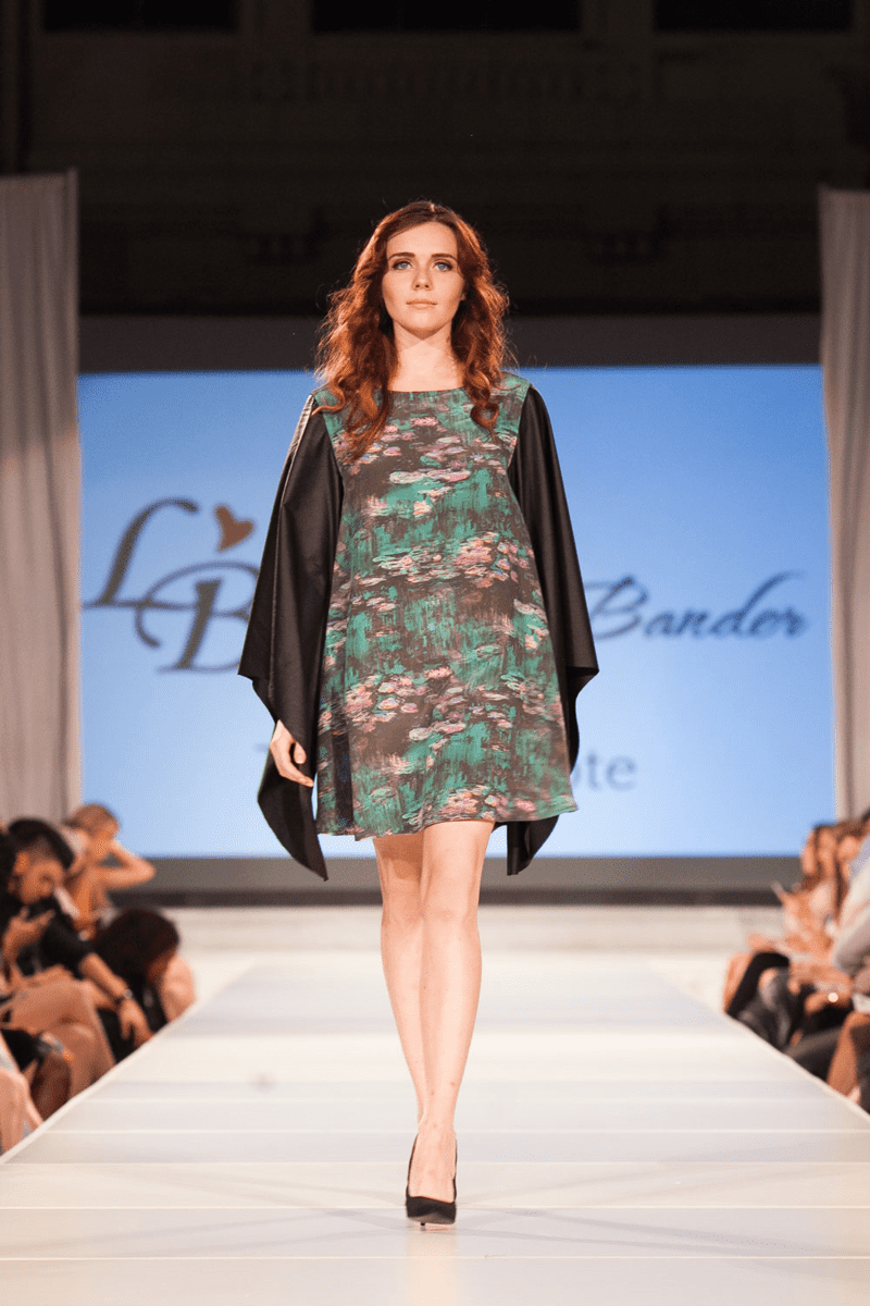 Lauren Bander's Spoonflower look