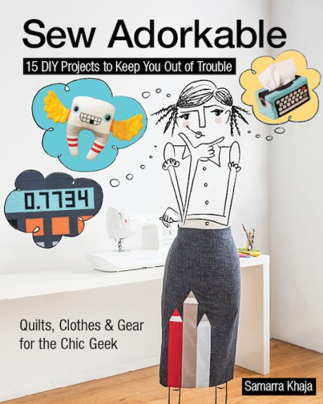 Sew Adorkable blog tour