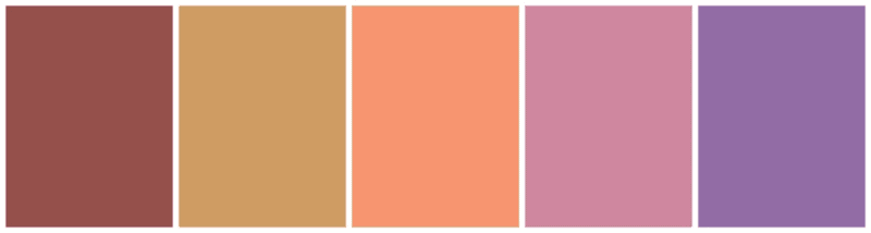 Fall 2015 Colors