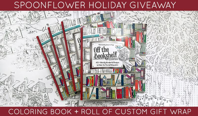 Win A Copy Of SammyKs New Coloring Book Roll Custom Gift