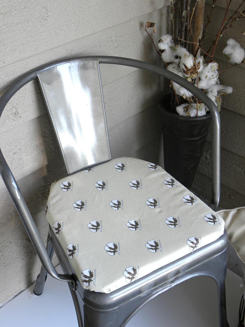 DIY Magnet Chair Cushion