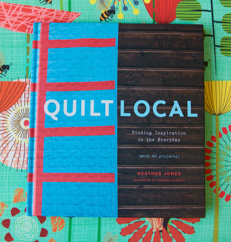 Quilt Local blog tour