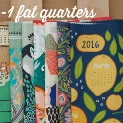 2 for 1 fat quarter sale