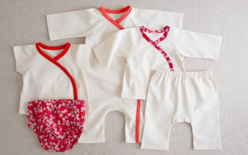 Sewn Layette from Purl Soho