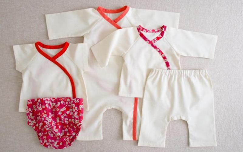 Make It Monday: Sew a Layette | Spoonflower Blog