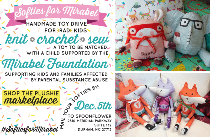 2015 Softies for Mirabel
