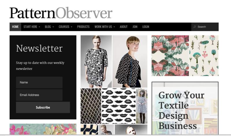 Pattern Observer homepage