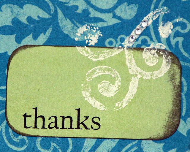 Show gratitude for those around you