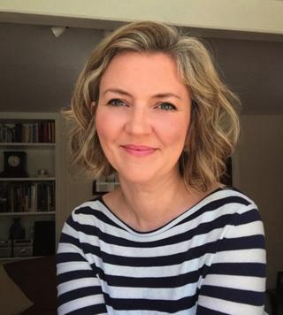 Spoonflower designer and Fabric8 finalist Ceri Staziker (Cerigwen)