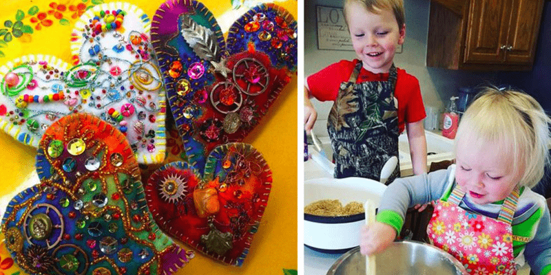 6 #SFSewInLove Entries That Are Making Us Swoon!