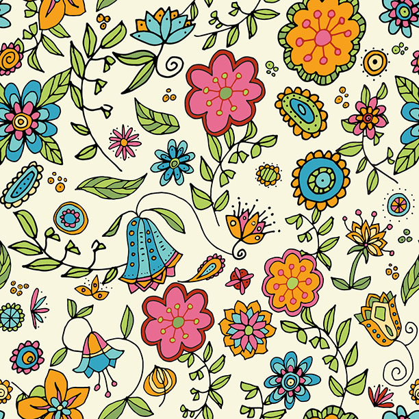 Lucie Duclos_Springtime Floral