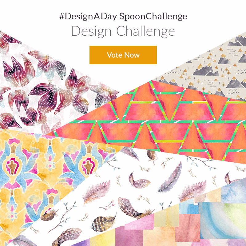 Vote now in the #SFDesignADay Contest!