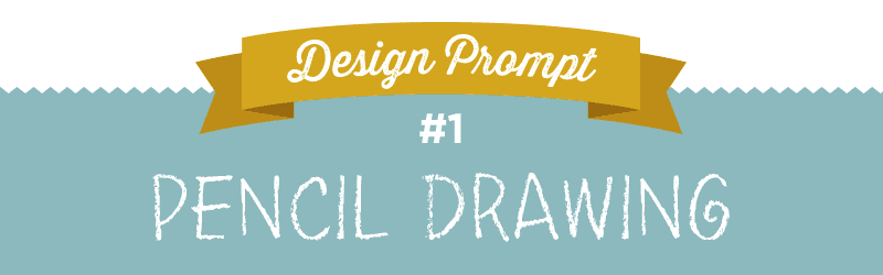 #SFDesignADay SpoonChallenge: Pencil Drawing