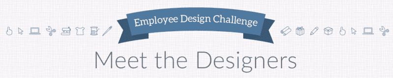 Spoonflower Employee Design Challenge - Meet the Designers : Part 2