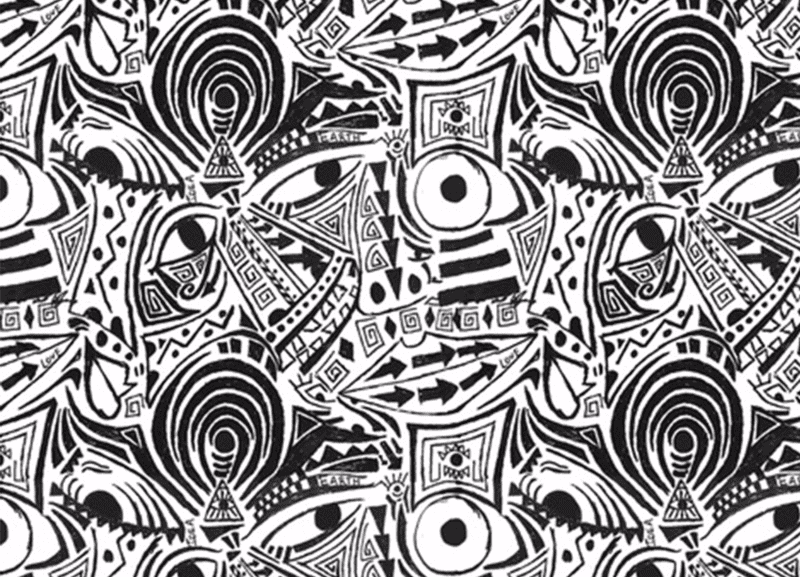 modernist_faces_abstract by Joe