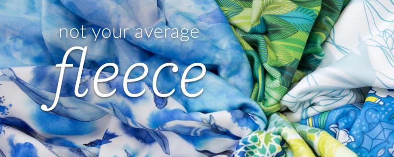 Not Your Average Fleece