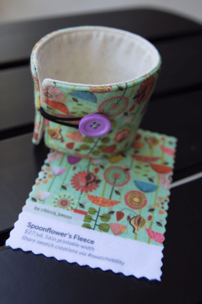 what can you make with a four inch fabric swatch?