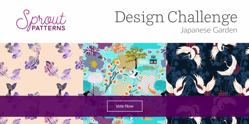 Vote for your favorite Japanese Garden designs