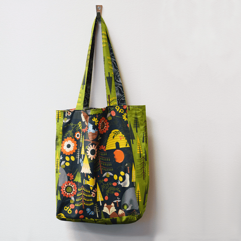 Everyday Tote by Sprout Patterns