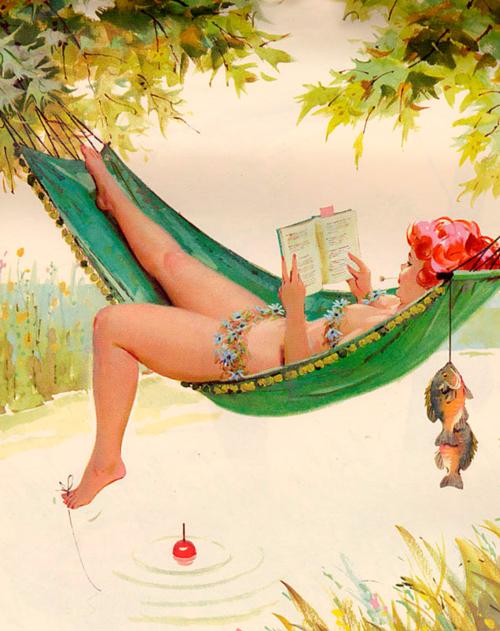 Hilda hammock Duane Bryers