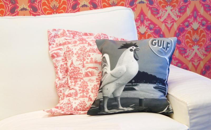 Photo Fabric Pillow