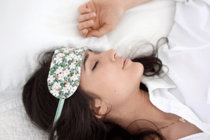 Naomi Sleep Mask by For the Makers