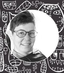 Spoonflower designer Liss Stender