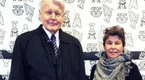 Spoonflower designer Liss Stender (livaurora) and president of Greenland