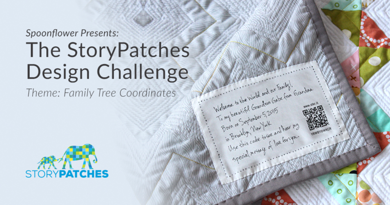 Story Patches June Design Challenge