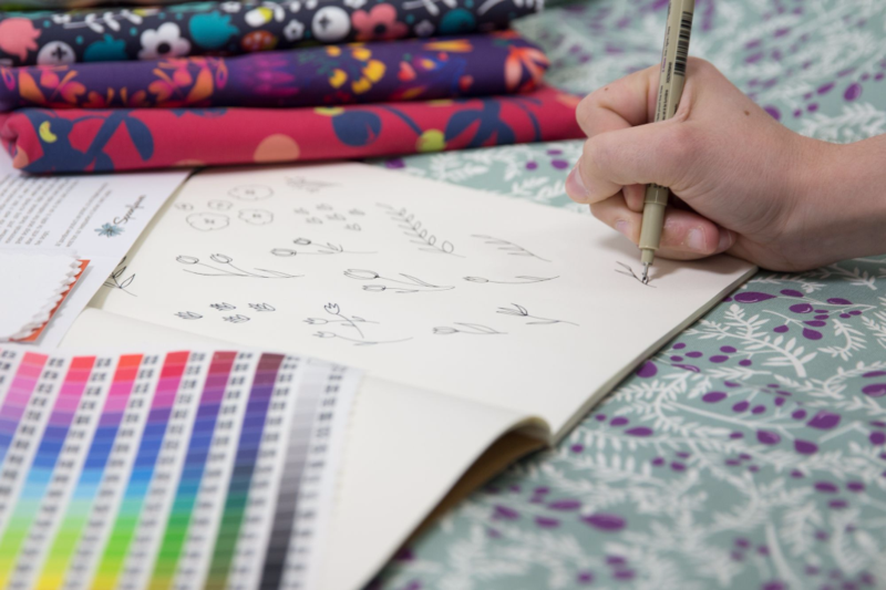 Sell your designs on Spoonflower
