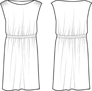 """Perfect Dress"" template"