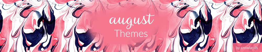 August Weekly Prompts