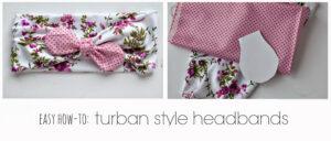 Turban-Style Headbands